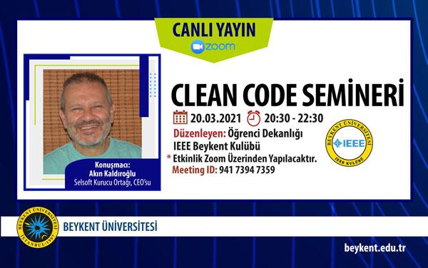 clean-code-semineri